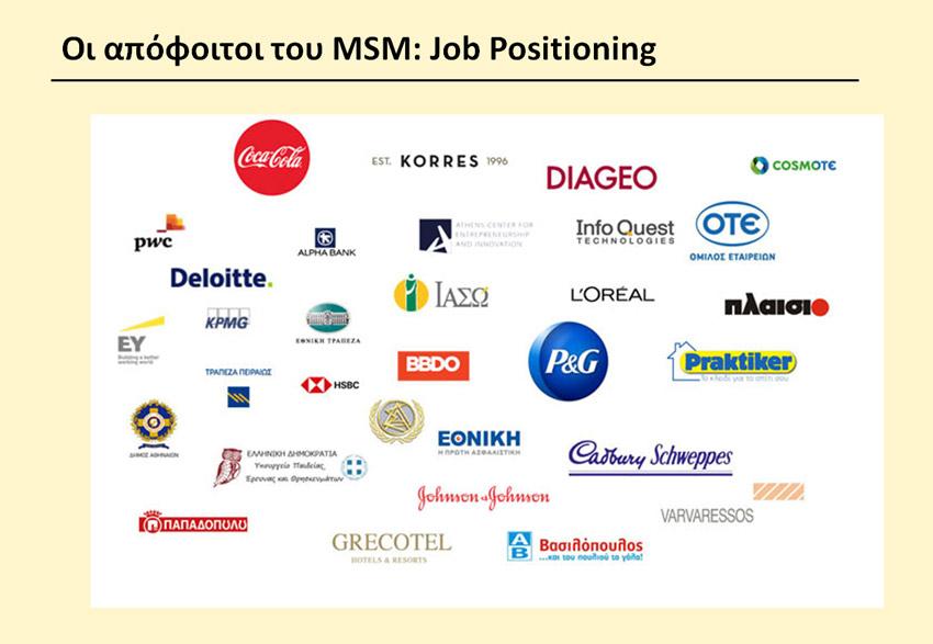 Job Positioning