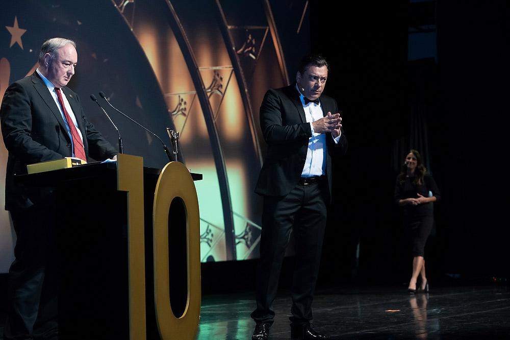 10η Τελετή Απονομής Εθνικών Βραβείων Εξυπηρέτησης Πελατών με την Επιστημονική Υποστήριξη του MSM